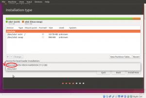 4-Install Linux loader in sdA