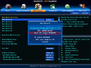 5-BIOS_set as_1st-Boot-UBUNTU